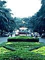海南国际旅游岛——海口金牛岭公园入口景观( 南偏西向) - panoramio.jpg