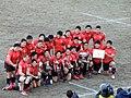 第52回ラグビー大学選手権優勝 帝京大学ラグビー部.JPG