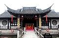 鲁迅故里-戏台 stage, Lu Xun's hometown - panoramio.jpg