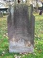 -2019-11-17 Headstone of Lewis & Thomas Boardman, deaths in 1841 1852, Trimingham churchyard.JPG