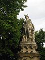 005 El Comerç, d'Agapit Vallmitjana, parc de la Ciutadella.JPG
