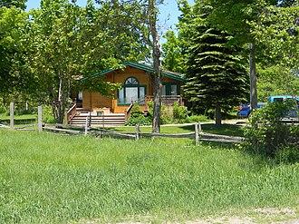 Puslinch, Ontario - Aberfoyle house