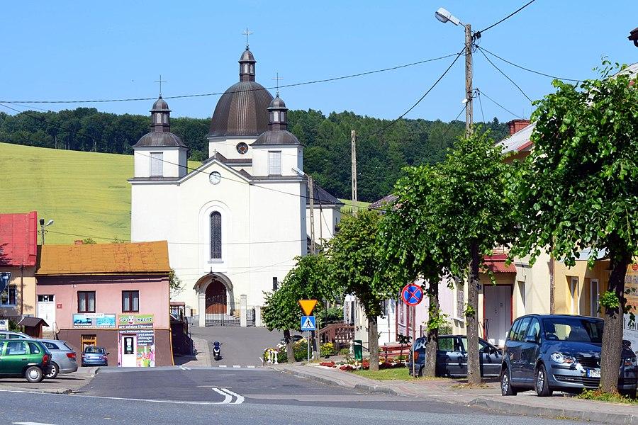 Niebylec, Podkarpackie Voivodeship