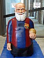 023 Fabra i Coats (Barcelona), mostra Som Cultura Popular, el nan Avi del Barça.jpg