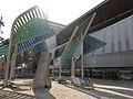 025 Escultures al parc del Fòrum, rere el Centre de Convencions Internacional de Barcelona.jpg