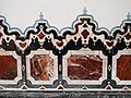 032 Església de Sant Miquel dels Reis (València), presbiteri, arrambador de marbre.jpg