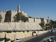 تاريخ فلسطين الهياكل