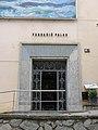 057 Fundació Palau, c. Santema (Caldes d'Estrac).JPG