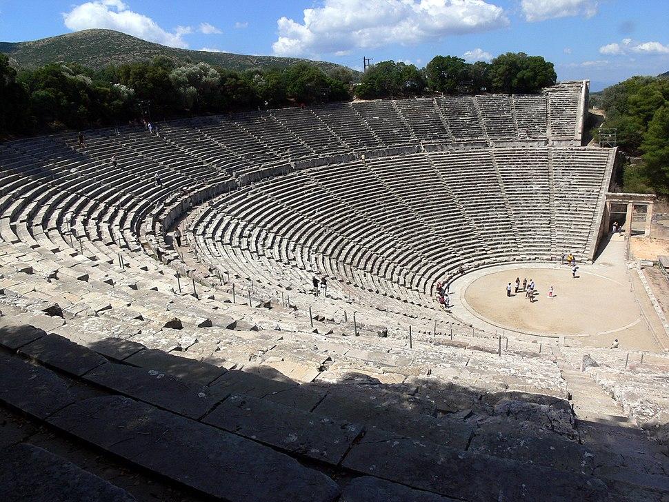 07Epidaurus Theater07