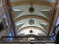 089 Església de Sant Miquel dels Reis (València), sostre del cor i rellotge zenital.jpg