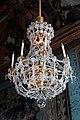 0 Vaux-le-Vicomte - Grand lustre en cristal de la chambre des Muses.JPG