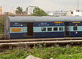 12786 Bangalore Express at Kachiguda railway station Yard 02.jpg