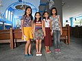 127Our Lady of the Holy Rosary Parish Church Caloocan City 23.jpg