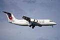 129bf - Crossair Avro RJ 100; HB-IXQ@ZRH;28.04.2001 (5888157792).jpg