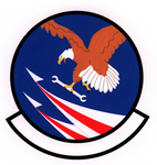 12 Organizational Maintenance Sq emblem.png