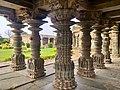 12th century Mahadeva temple, Itagi, Karnataka India - 32.jpg