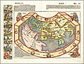 1493 map of the world by Hartmann Schedel.jpg