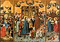 15th-century unknown painters - Altarpiece of the Seven Joys of Mary - WGA23746.jpg