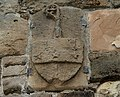 16th Century coat of arms at Spynie Palace. - geograph.org.uk - 299420.jpg
