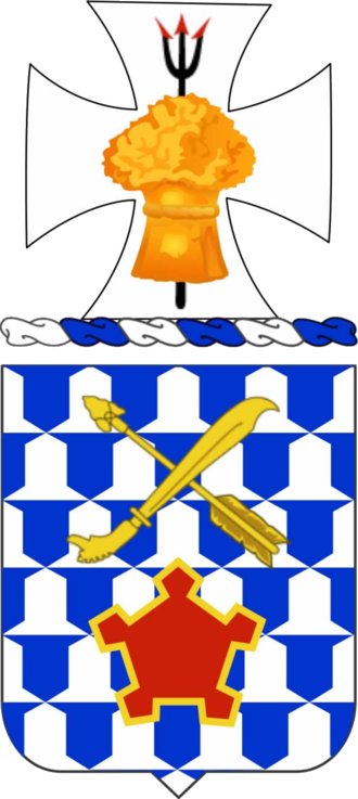 16th Infantry Regiment (United States) - Coat of arms