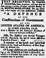 1787 Boston Book Store Massachusetts Gazette 20April.png