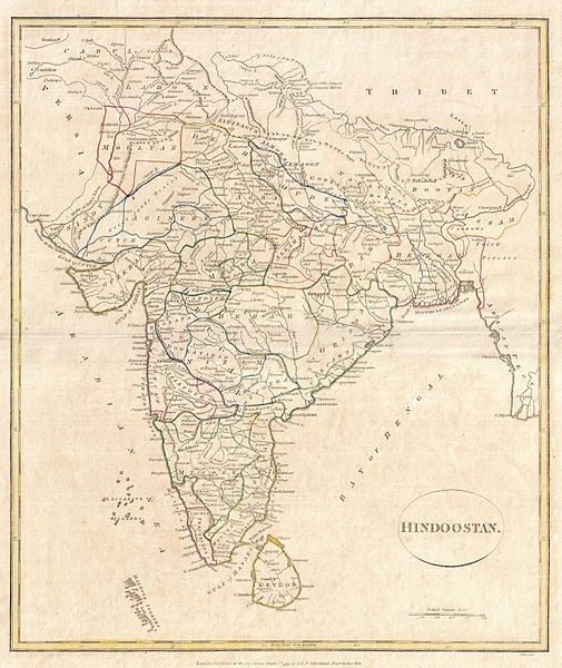 File:1799 Clement Crutwell Map of Hindoostan - Geographicus - India-cruttwell-1799.jpg