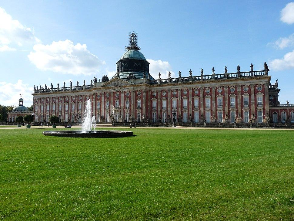 17 Neues Palais Sanssouci Potsdam Steffen Heilfort