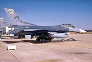 17th Fighter Squadron - General Dynamics F-16C Block 42J Fighting Falcon 90-754