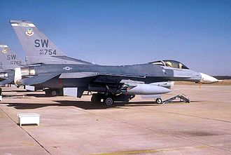 17th Weapons Squadron - 17th Fighter Squadron F-16C