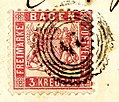 1862ca 3KR Baden 24 Zackenkranz Mi18.jpg