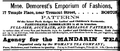 1873 Demorest fashion TemplePlace BostonDirectory.png