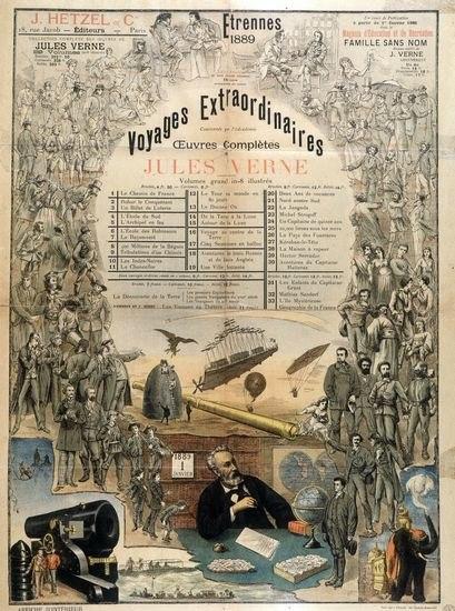 1889 Verne poster