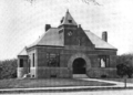 1899 Middleton public library Massachusetts.png