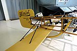1909 Bleriot Type XI, AB II, NX3433 - Collings Foundation - Massachusetts - DSC06797.jpg