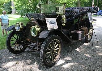 "E-M-F Company - 1911 E-M-F ""30"" Touring Car"
