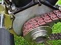 1912 Matchless Model 7 8 HP Twin driving belt.jpg
