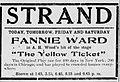 1918 - Strand Theater Ad Allentown PA.jpg