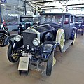 1923 Rolls-Royce Twenty, National Road Transport Hall of Fame, 2015 (01).JPG