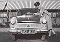 1953 Lloyd Limousine (23337903369).jpg