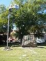 1956 monument by Róbert Király (1994)) in Eger, 2016 Hungary.jpg