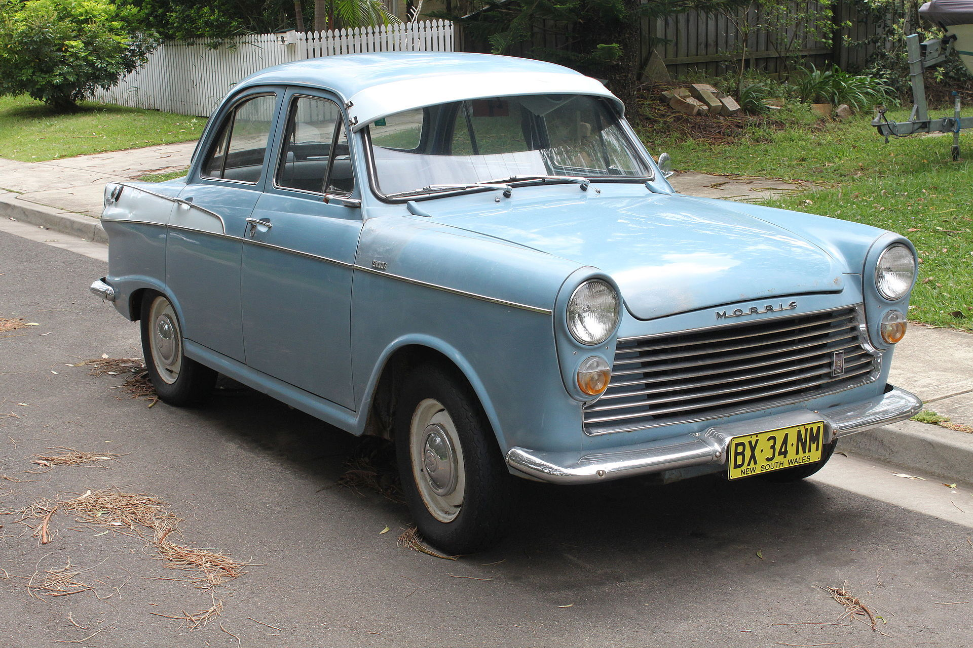 Elite Motor Cars: Morris Major