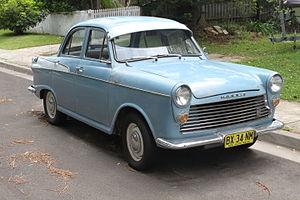 Morris Major - Image: 1963 Morris Major Elite (22907099900)