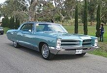 1966 Pontiac Bonneville 4 Door Hardtop