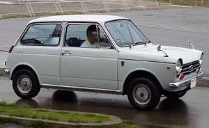 Honda N360 - 1967-1968 Honda N360 Type M