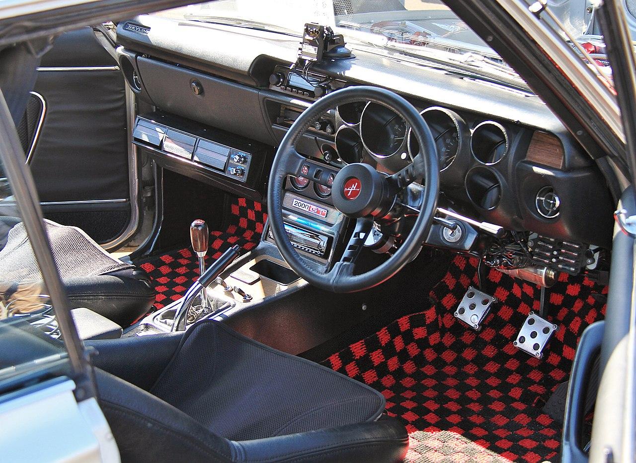 1990 Nissan Skyline - Interior Pictures - CarGurus 84