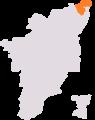 1971 delimitation sriperumbudur lok sabha constituency.png
