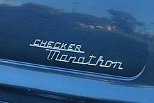1972 Checker Marathon stationwagon (29784500730).jpg