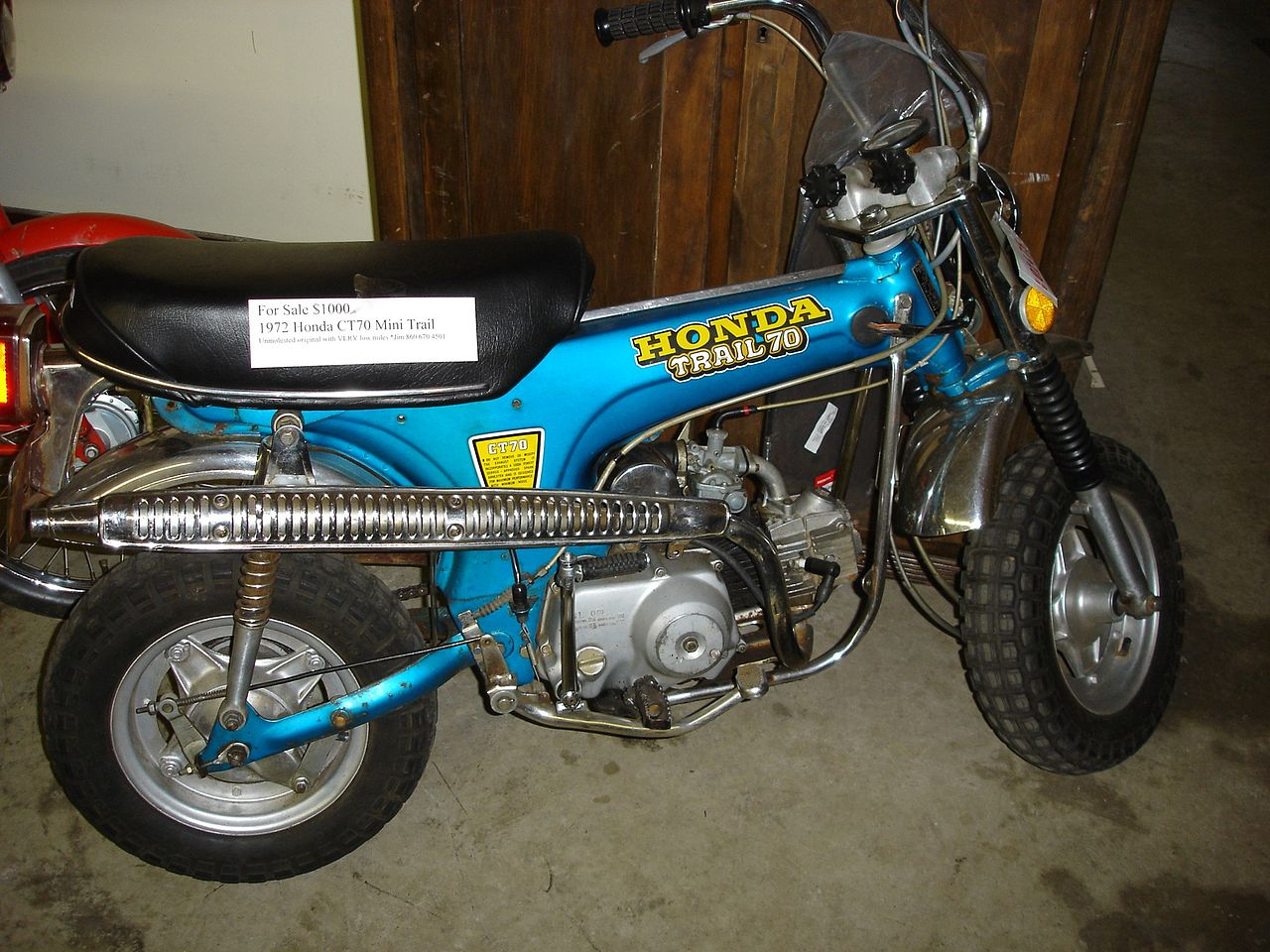 Honda Mini Trail 70 Wiring Similiar Ct Keywords Diagram File 1972 Ct70