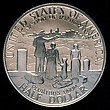 1986 Statue of Liberty-Proof Half Dollar (reverse).jpg