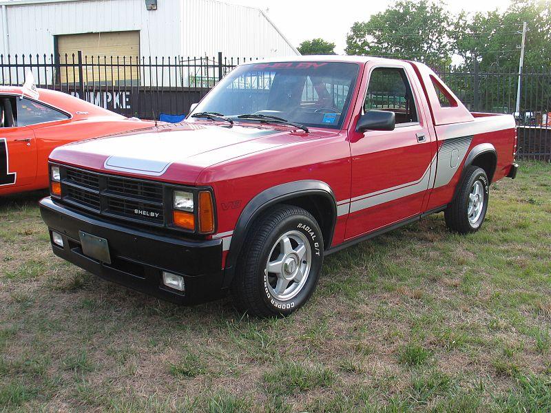 File:1989 Dodge Dakota Shelby.jpg